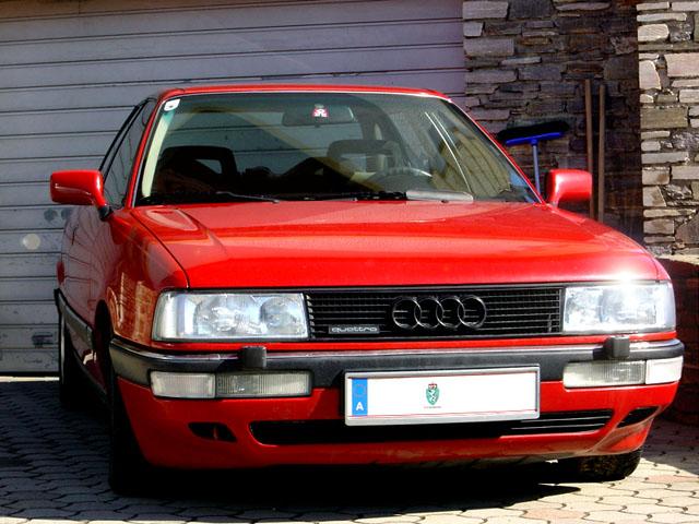 Audi 90 - Legende zu Lebzeiten (Teil 1)
