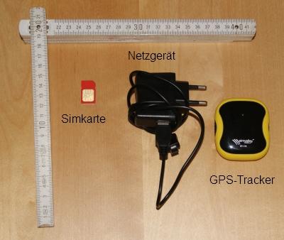 Diebstahlschutz mit GPS Fencing unter 50 Euro