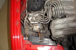 Teil zwei - Audi Luftfilterwechsel