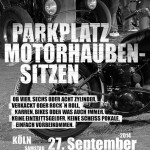 Motorhaubensitzen flyer